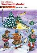 Die schönsten Weihnachtslieder. 1-2 Klarinetten -
