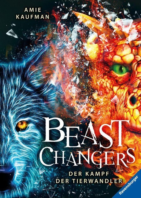 Beast Changers, Band 3: Der Kampf der Tierwandler - Amie Kaufman
