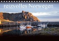 reizvolles Norwegen (Tischkalender 2018 DIN A5 quer) - Marion Seibt