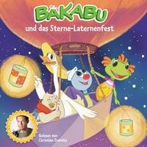 Bakabu und das Sterne-Laternenfest - Ferdinand Auhser, Manfred Schweng