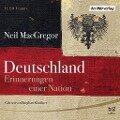 Deutschland. Erinnerungen einer Nation - Neil MacGregor, Martin Daske
