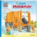 WAS IST WAS Kindergarten, Band 11 Müllabfuhr - Martin Stiefenhofer