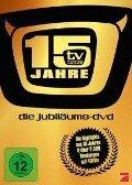TV Total-15 Jahre Jubiläums-Box - Stefan Raab