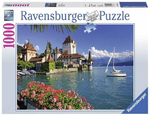 Am Thunersee. Puzzle 1000 Teile -