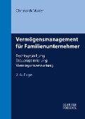 Vermögensmanagement für Familienunternehmer - Christoph Mutter