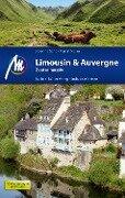 Limousin & Auvergne - Zentralmassiv Reiseführer - Severine Sand, Martin Müller