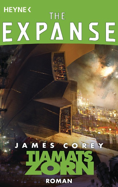 Tiamats Zorn - James Corey