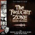 The Twilight Zone Radio Dramas, Vol. 24 - Various