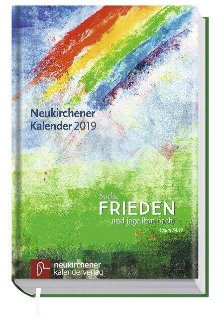 Neukirchener Kalender 2019 Großdruck-Buchausgabe -