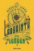Das Labyrinth von London - Benedict Jacka