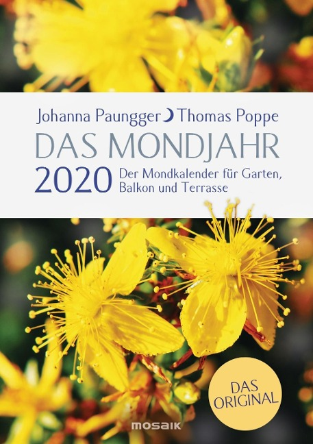 Das Mondjahr 2020 - Johanna Paungger, Thomas Poppe
