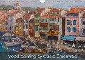 Mood painting by Gisela Gruenwald (Wall Calendar 2018 DIN A4 Landscape) - Günter Ruhm