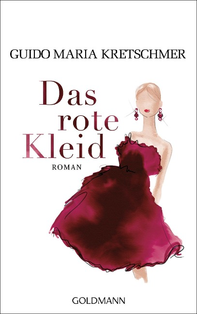 Das rote Kleid - Guido Maria Kretschmer