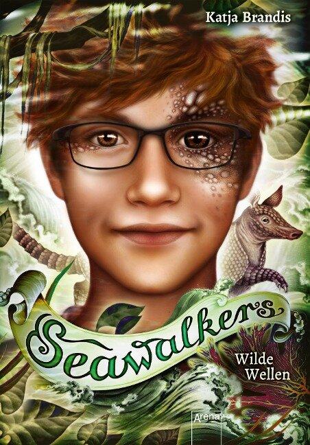 Seawalkers (3). Wilde Wellen - Katja Brandis