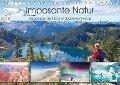 Edition Naturwunder: Imposante Natur - Winziger Mensch (Tischkalender 2018 DIN A5 quer) Dieser erfolgreiche Kalender wurde dieses Jahr mit gleichen Bildern und aktualisiertem Kalendarium wiederveröffentlicht. - K. A. Calvendo