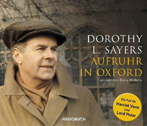 Aufruhr in Oxford - Dorothy Leigh Sayers
