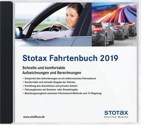 Stotax Fahrtenbuch 2019 -