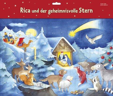 Rica und der geheimnisvolle Stern - Kristin Lückel