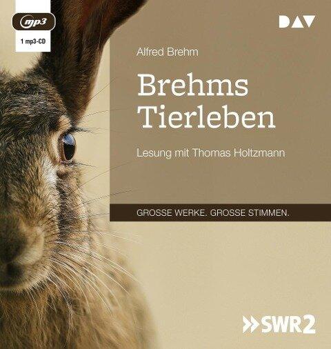 Brehms Tierleben - Alfred Brehm
