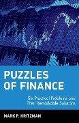 Puzzles of Finance - Mark P. Kritzman
