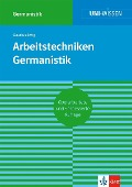 Arbeitstechniken Germanistik - Claudius Sittig