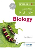 Cambridge IGCSE Biology: Teacher's CD - D. G. Mackean