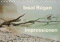 Insel Rügen Impressionen (Tischkalender 2018 DIN A5 quer) - Sabine Schmidt