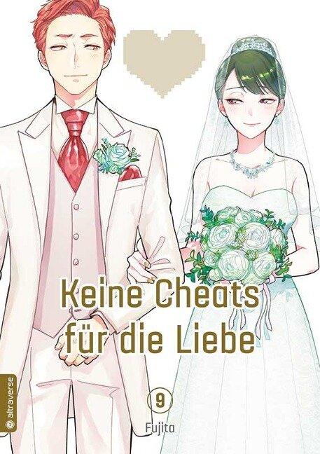 Keine Cheats für die Liebe 09 - Fujita