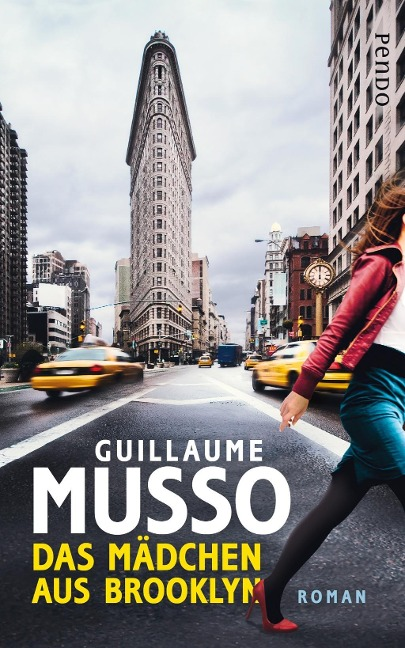 Das Mädchen aus Brooklyn - Guillaume Musso