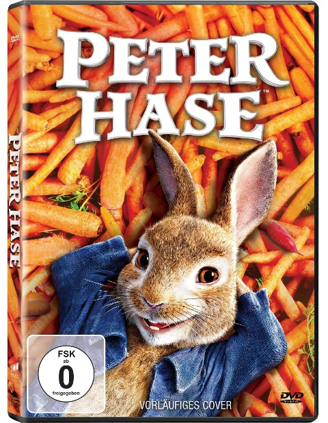 Peter Hase - Rob Lieber, Will Gluck, Beatrix Potter, Dominic Lewis
