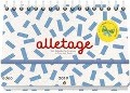 alletage 2019 - Hand- und Wandkalender - Katja Brall, Stefan Brall
