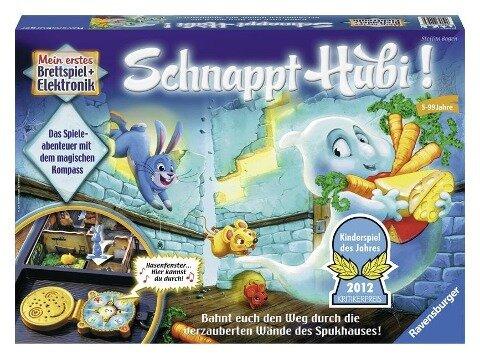 Schnappt Hubi! Elektronisches Brettspiel - Steffen Bogen