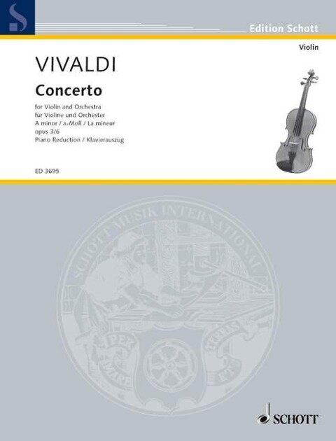 L'Estro Armonico - Antonio Vivaldi