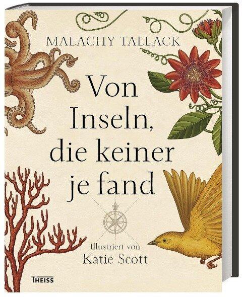 Von Inseln, die keiner je fand - Malachy Tallack