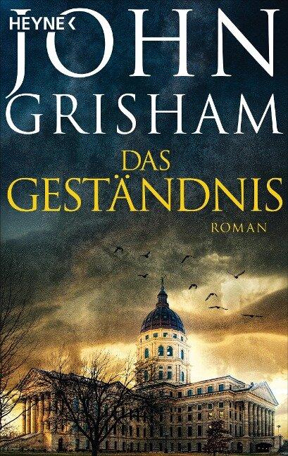 Das Geständnis - John Grisham