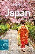 Lonely Planet Reiseführer Japan - Chris Rowthorn