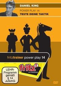 Power Play 14: Teste Deine Taktik - Daniel King