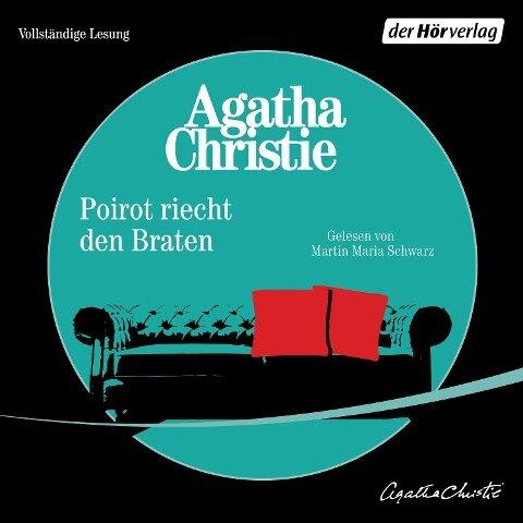 Poirot riecht den Braten - Agatha Christie