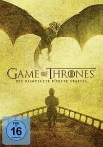 Game of Thrones - Die komplette 5. Staffel - George R. R. Martin