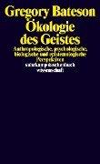 Ökologie des Geistes - Gregory Bateson
