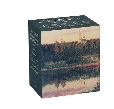 Gesammelte Erzählungen - Leo N. Tolstoi