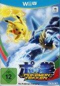 Wii U Pokémon Tekken. Wii U Software -