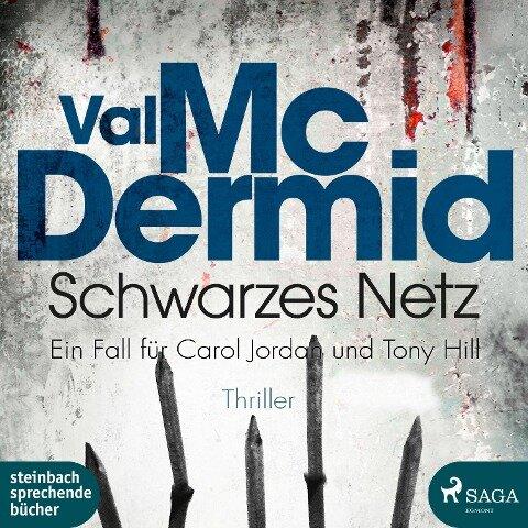 Schwarzes Netz (Ungekürzt) - Val McDermid