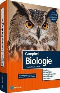 Campbell Biologie - Lisa A. Urry, Michael L. Cain, Steven A. Wasserman, Peter V. Minorsky, Jane B. Reece