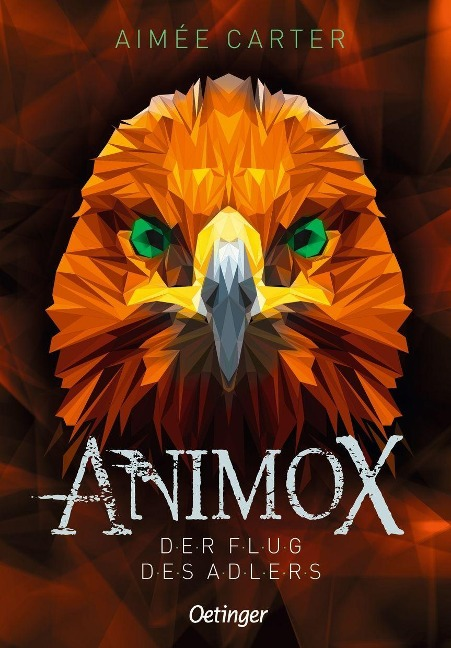 Animox 05. Der Flug des Adlers - Aimee Carter