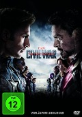 The First Avenger: Civil War - Christopher Markus, Stephen Mcfeely, Joe Simon, Jack Kirby, Henry Jackman