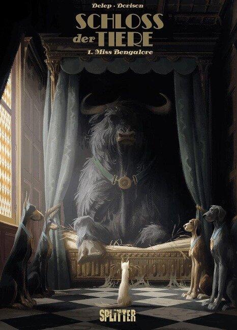 Schloss der Tiere. Band 1 - Xavier Dorison
