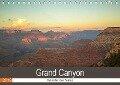 Grand Canyon - Wunder der Natur (Tischkalender 2019 DIN A5 quer) - Andrea Potratz