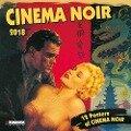 Cinema Noir 2018. Media Illustration -