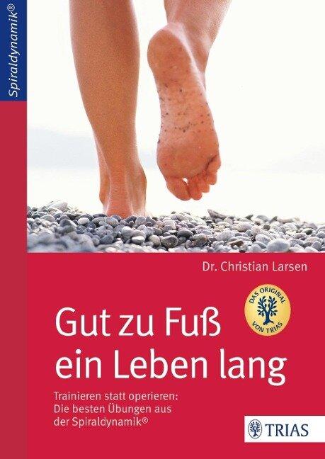 Gut zu Fuß ein Leben lang - Christian Larsen, Spiraldynamik Holding AG
